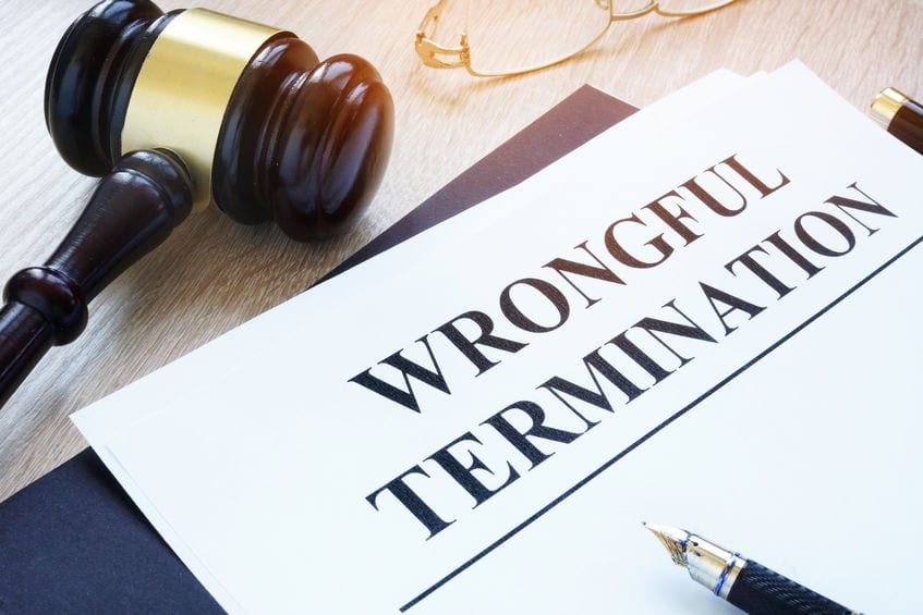 wrongful dismissal lawyer
